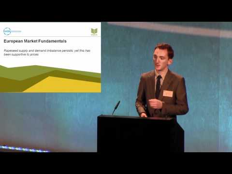 David Eudall on the oilseed market outlook at the HGCA Grain MArket Outlook Conference 2011