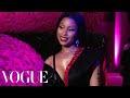Nicki Minaj on Daring Fashion and Her H&M Dress | Met Gala 2017