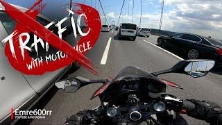 No traffic For motorcycles 👉17' CBR1000RR