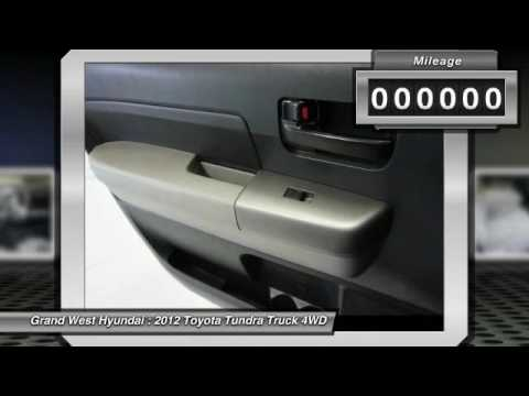 2012 Toyota Tundra Grand Junction CO P1135