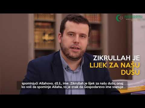 Poziv vjernicima (19) - Ono što spominješ, to voliš - hafiz Ammar Bašić
