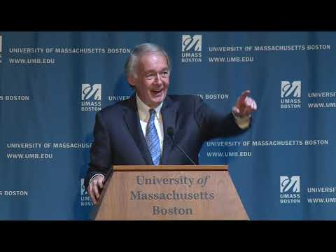 U.S. Senator Edward J. Markey: Green New Deal