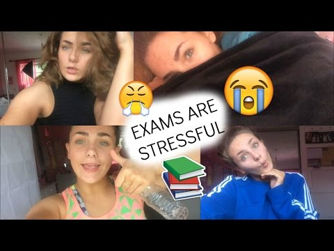 Follow Me Around - Ranting About Bullies & My Exams | VLOG