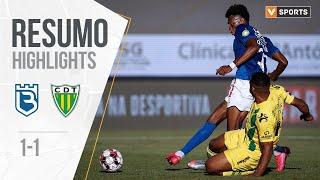 Highlights | Resumo: Belenenses 1-1 Tondela Liga 19/20 #29