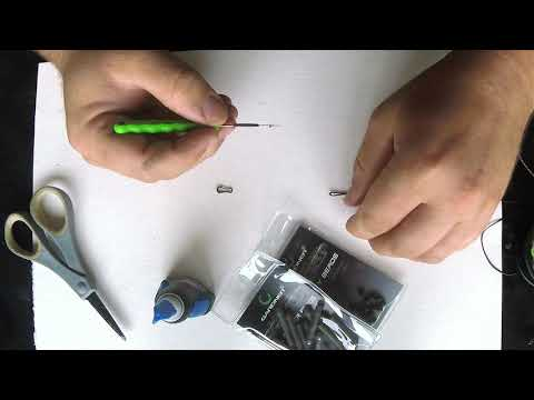 Setting Up A Helicopter Rig For Carp Fishing: A Very Versatile Lead Arrangement