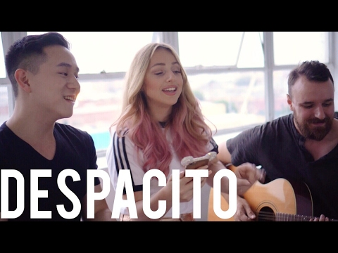 Thumbnail: Luis Fonsi, Daddy Yankee - Despacito ft. Justin Bieber (Emma Heesters & Jason Chen Cover)