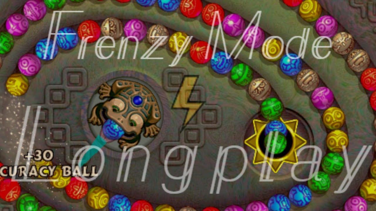 [Livestream] Zuma Deluxe: Frenzy - Longplay