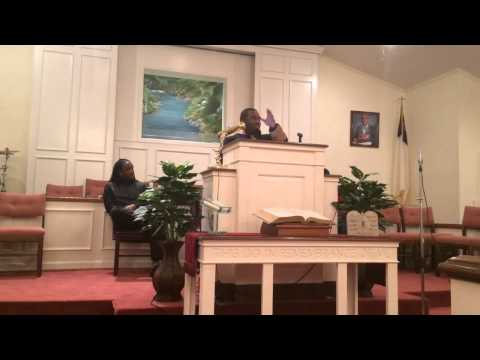 "Part 2: ""It Was Just My Imagination"" Pastor Taquan Murray"