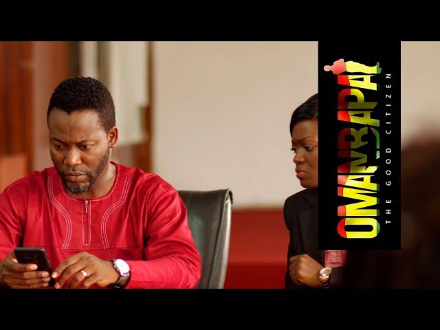 Omanbapa - Episode 11- Who Pulled The Plug | TV SERIES GHANA