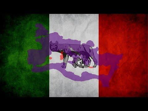 Hoi4 Führerreich - Italy forms the Latin Federation