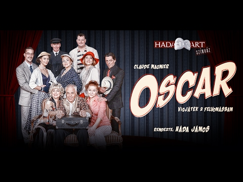 OSCAR  előadás ajánló