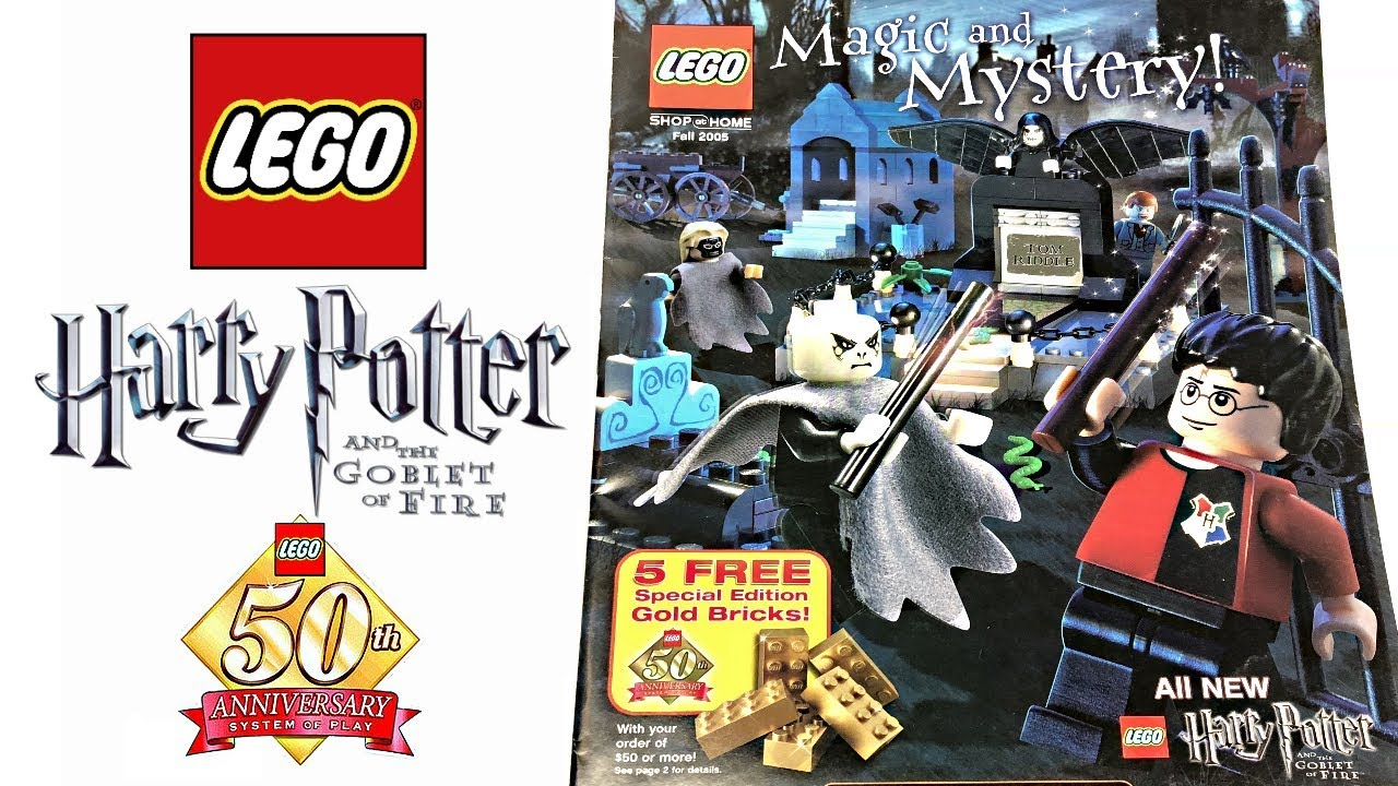 Why I Love Harry Potter: The Plain and Simple Truth ... |Harry Potter Impulse Lego Sets