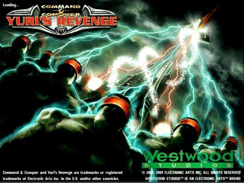 Yuri's Revenge Allied - WR speedrun 58:43