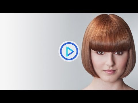 How to cut a bob haircut - Preview 75