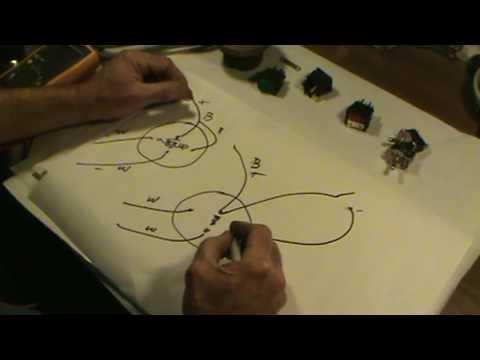 Vintage La Pavoni Electrical Guide I - YouTube