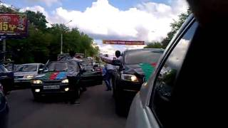 Автопробег(Воронежские Азербайджанцы)