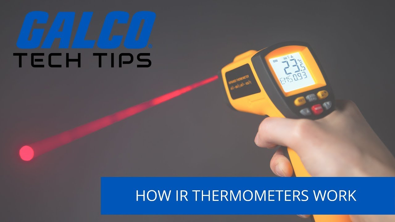 Best Infrared Thermometer for Cooking – IR Temperature Gun