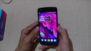MOTO X4 - Lindo intermediário Premium da Motorola/Lenovo - Review