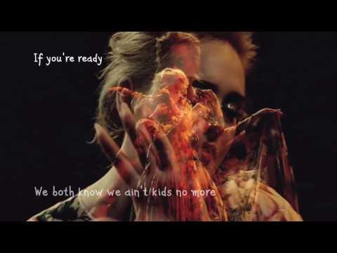 Adele - Send My Love (Karaoke & Lyrics)