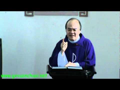 Bài giảng Lễ CN III Mùa Chay - Cha phụ tá Maximilianô Kolbê