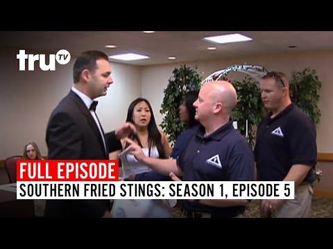 Southern Fried Stings   Season 1, Episode 5   TruTV