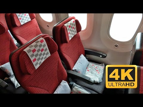 JAPAN AIRLINES | TOKYO - MANILA | BOEING 787-9 | ECONOMY CLASS