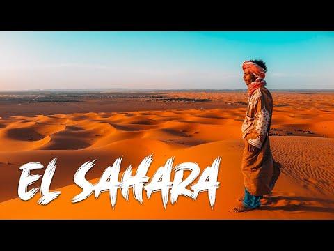 El Sahara, la ruta de 1000 kasbas y la ciudad imperial de Marrakech