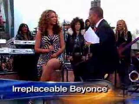 'Irreplaceable' Beyonce (CBS News)