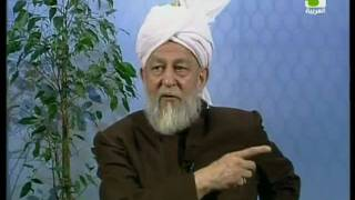 Liqa Ma'al Arab 13 March 1998 Question/Answer English/Arabic Islam Ahmadiyya