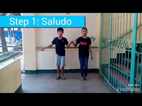 The 10 basic step in Folk Dance