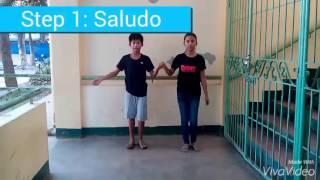 The 10 basic step in Folk Dance