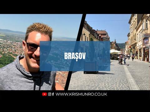 Travel Vlog : Brașov 🇷🇴 (Romania) 2018