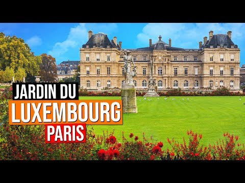 Jardin du Luxembourg | Luxembourg Garden - Paris, France. Automne | Fall | Autumn