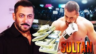 Salman Khan Charged 100 CRORE + Remuneration For SULTAN
