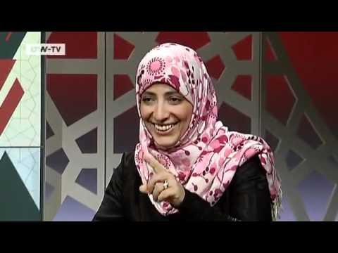 Interview with Tawakkul Karman, Nobel Peace Prize Winner | Journal Interview