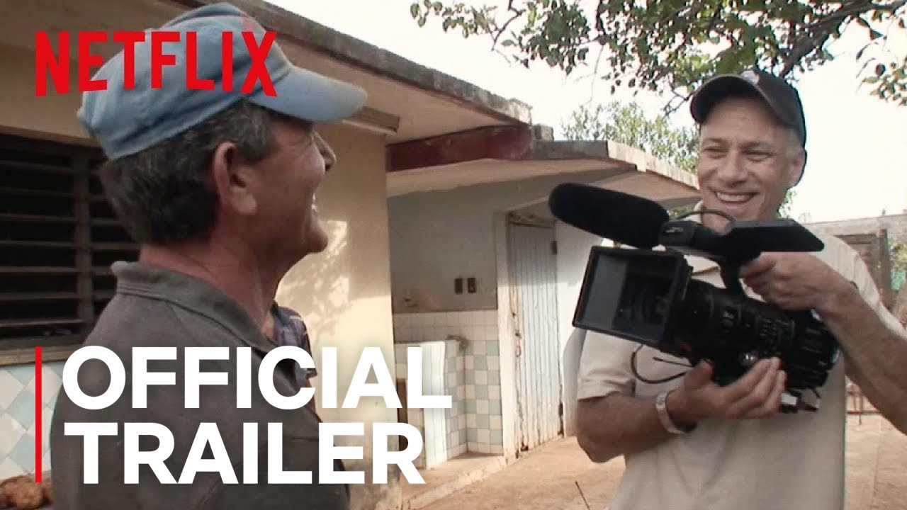 Cuba and the Cameraman Official Trailer