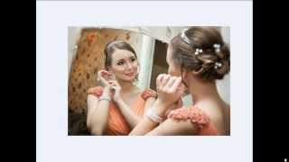 Свадебная прическа в греческом стиле. Как сделать свадебную прическу!