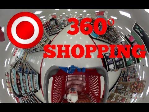TARGET Shopping In 360º | VR | Vlog EP 122