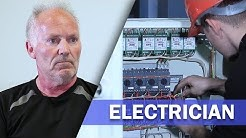 Job Talks - Electrician - Tom Explains the 3 Types of Electrician Licenses