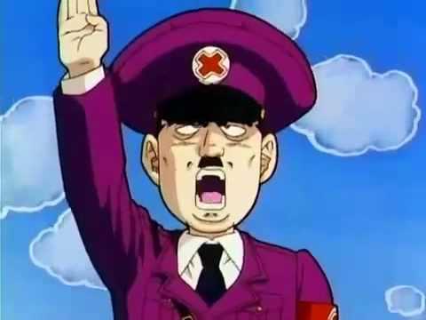 ¡Hitler En DragonBall Z! (Audio Latino)