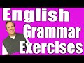 English Grammar Exercises For You to Do Online. Learn Vocabulary and Grammar Together!