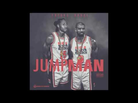 Drake Ft. Future - Jumpman - Instrumental - Bass Boosted