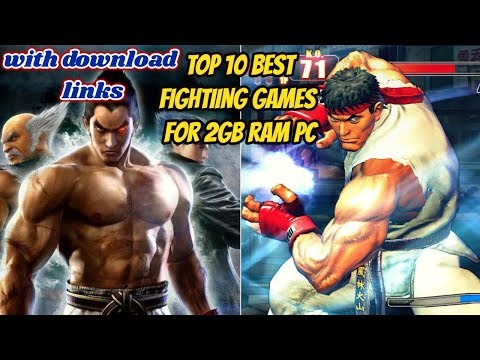 Top 10 Best Fighting Games For Low End Pc With Download Links/no Graphics Card