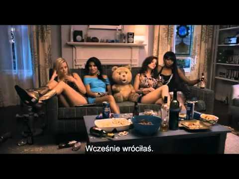 Ted (2012) - Polski Zwiastun