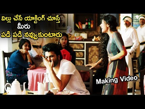 Padi Padi Leche Manasu Movie Making Video | Sharwanand | Sai Pallavi | Life Andhra Tv