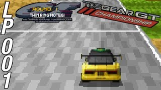 Let's Play Top Gear GT Championship - Part 1 - Year 1 Twin Ring Motegi