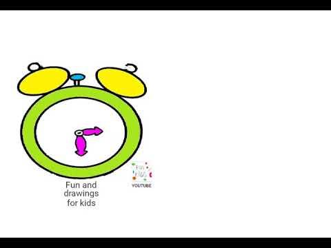 Reloj Despertador Para Niños - YouTube