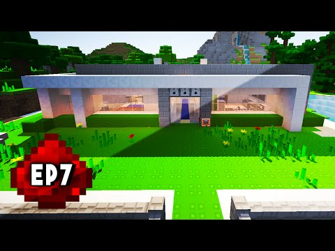 how to build redstone house
