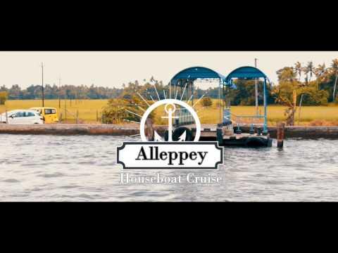Alleppey,  Kerala HD  Travel Video