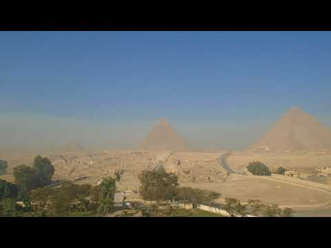 Sound Activation in King's chamber, Great Pyramid